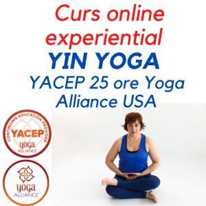 Yin Yoga YACEP