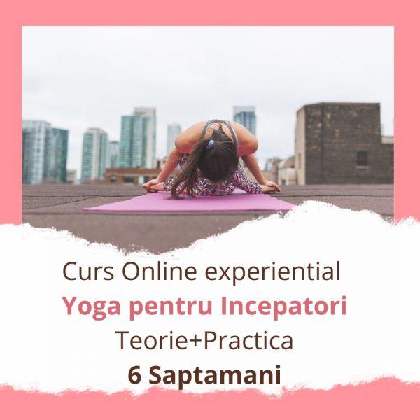 Curs Yoga pentru incepatori